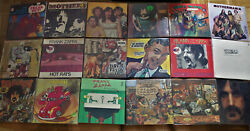 FRANK ZAPPA ~ ULTIMATE COLLECTION vinyl lp CDs ~ ONCE IN LIFE TIME OPPORTUNITY