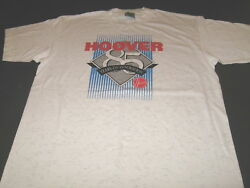 The Hoover Company 85 Years Of Innovation - Vintage 1993 T-shirt New Adult Large