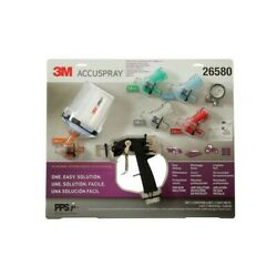 Accuspray One Spray Gun System With Pps Series 2.0 Spray Cup System 3m-26580