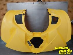 Can Am Renegade 800 1000 Yellow Rear Fender 715000499 2008-2012