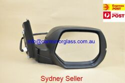 New Door Mirror For Honda Crv Cr-v Rm 2012-2017 Right Sideblinker No Autofold