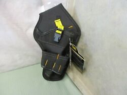 Clc Cordless Drill Holster Toolworks Tool Belt Black Yellow Build Fix Home