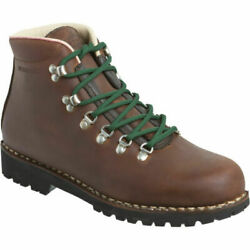 Merrell Wilderness Hiking BOOTS Leather Mogona Brown USA Made J37503 Size 9 Med