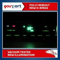03-10 FORD CROWN VIC GRAND MARQUIS EATC AC HEATER CLIMATE CONTROL 6W7H-19C933-AA