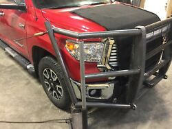 Custom Truck Deer Elk Moose Guard Built For Toyota Tundra But Can Be Modified.