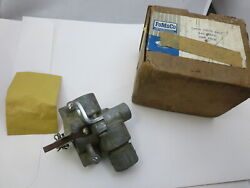 Nos Ford 1950s 1960s Check Valve Assembly Oem New Old Stock Part