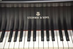 Steinway Grand  Model B 1948  What a great sounding piano.This is right for you