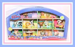 ❤️Littlest Pet Shop LPS Around the World 391 Shorthair Cat Tiara BOX CASE Lot❤️