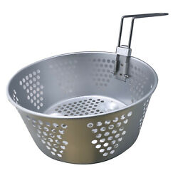 Fryer Basket For Pots And Pans 8.25 + Foldable Handle Kettle Cooker Replacement