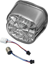 Harddrive Laydown Led Taillight Smoked Lens L24-0433dmled