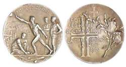 Switzerland - Medal Gymnastics - 1900 The Lime Of Fund