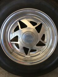 Boyds Wheels, 15 Inch, Vintage C1990, With Bf Goodrich Tires, The Real Deal