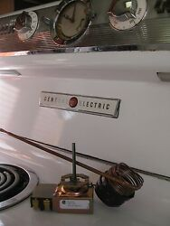 Ge Hotpoint General Electric Stove Range Vintage Oven Thermostat Ct26p90 1950's