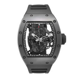 Richard Mille RM055 Bubba Watson Grey Boutique Edition Ceramic & Titanium RM055