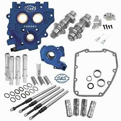 S And S Cycle Cam Chest Kit Chain Drive 330-0553