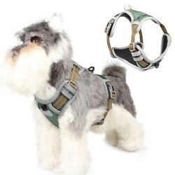 Small Pet Dog Cat Harness Soft Mesh Nylon Walk Control Strap Vest Safety Collar