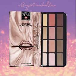 Makeup For Ever Palette Huge Blush, Contour And Highlighter Le Ultra-rare 300✨