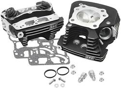 S And S Cycle Super Stock 79cc And 89cc Cylinder Heads For Engines 106-3240