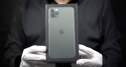 Apple Iphone 11 Pro Max 4g 256gb Unlocked Mobile Phone Boxed - 'the Masked Man'