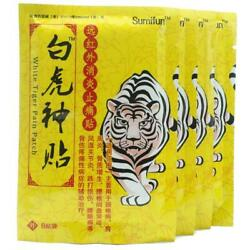 Tiger Balm Plaster Relief Patch Medical Muscle Infrared Heating Arthritis Pain