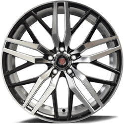 20 Bpf Axe Ex30 Alloy Wheels Fits Land Range Rover Sport Discovery Vw T5 T6
