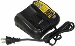 Dewalt Dcb107 Lithium Ion Battery Charger 12v / 20v New Replaces Dcb112 Dcb115