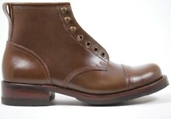 Julian Boots Bowery Boot Horween Chrome Excel Vintage Brown Handmade