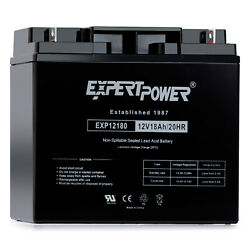 12v 18ah For 20ah Bb Battery Hr22-12 Hr22 And Dr Power Field Mower 10483 104837