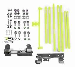 Fits Jeep Wrangler Tj Gecko Green Suspension Lift Kits Made In Usa J0046861