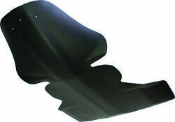 Skinz Float Skid Plate Belly Pan Black Polaris Iq Chassis Dragon Rmk Switchback