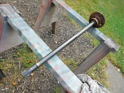 1961 1962 1963 1964 Cadillac Right Passenger Side Rear Axle From 45000 Mile Car