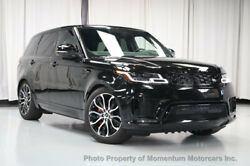 2018 Land Rover Range Rover Sport DYNAMIC PACKAGE V6 Supercharged HSE Dynamic CLIMATE COMFORT PACKAGE 21 INCH WHEELS HEAD-UP DIS