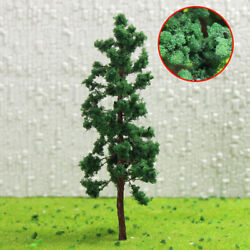 D11040 10-40pcs O Scale Train Layout Model Tower Trees 150 11cm Iron Wire
