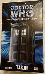 Doctor Who TARDIS Ltd Ed. Only 1040 made. 40th anniversary. Rare. Perfect