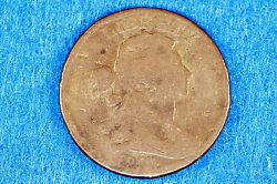 Estate Find 1801 S-220 Draped Bust Large Cent F8490