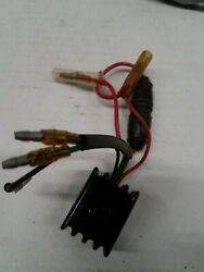 6g1-81970-60-00 Genuine Yamaha Outboard Rectifier Assy Free Shipping
