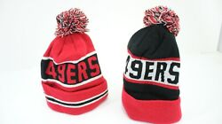 San Fransisco 49ers New Era Sport Knit Beanie Winter Hat His And Her Lot Of 2 Set