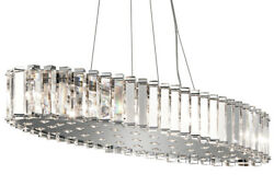 Kichler Lighting 42173CH Crystal Skye Chandelier Chrome