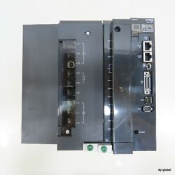 Omron Used R88d-kn75h-ect Ac Servo Driver 7.5kw For Ethercat Drv-i-1678=8a12
