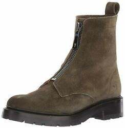 Frye Women'S Julie Front Zip Combat Boot