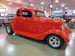 1934 Ford 5 Window Custom Hot Rod 1934 Ford 5 Window Custom Hot Rod