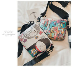 Brand New Fashion Punk Rock Cool Shoulder Bags Messenger Bags For Women $19.99
