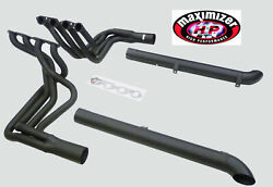 Maximizer Hp Stainless Exhaust Header Fits 1965-1974 Chevy Corvette 402 427 V8