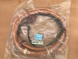 Nos Land Rover Series Military Cable-battery To Str Motor Relay 579136