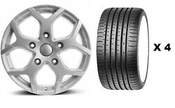 18 S Cobra + Tyres Alloy Wheels Fit Ford Transit 3rd Generation 2000 - 2014
