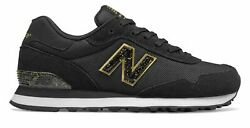 New Balance Women's 515 Shoes Black