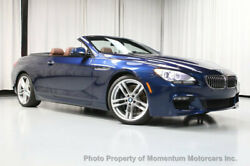 2013 BMW 6 Series M SPORT PACKAGE 6 Series M SPORT PACKAGE 20 INCH WHEELS COMFORT ACCESS KEYLESS ENTRY Low Miles