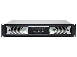 Ashly Nxp4002 Network Power Amplifier 2 X 400 Watts/2 Ohms With Protea Dsp