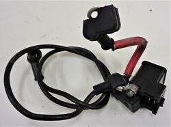 And03995 96 Yzf600r Starter Solenoid Relay Plus Minus Power Ground Lead Wires Yamaha