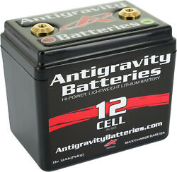 Antigravity Batteries Lithium Ion Battery 12 Cell Small Case Motorcycle Ag-1201